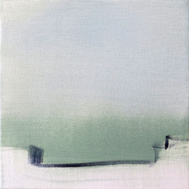 O.T., 2020, Acryl auf Leinwand, 30 x 30 cm