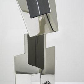 Totem 2 - 2012 - Inox 304 - H59 cm
