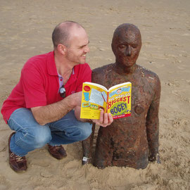 Quicksand! Quick - read!