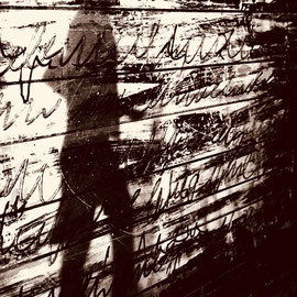 black man 2015 115cmx 85cm  Collage,Acryl, Fotografie auf eloxiertes 2mm Aluminium oder Alu Dibond