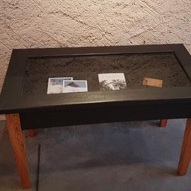 Table basse  La Métamorphose du Temps