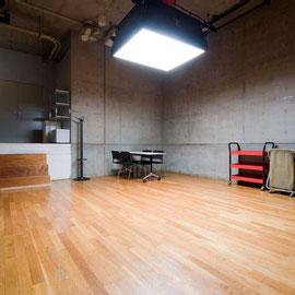 渋谷区スタジオ