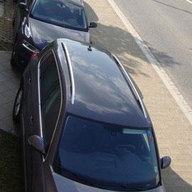 ...dass Frauen nicht parken können ist definitif ein Gerücht...