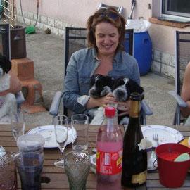 Ladies day : Besuch für die Ls & alle zusammen haben wir Fynn's Geburtstag gefeiert