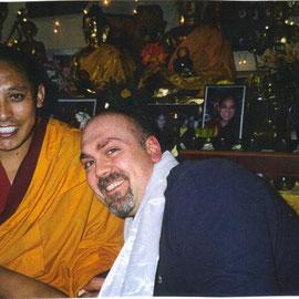Geshe Rigzin Gyaltsen & Rodrigo