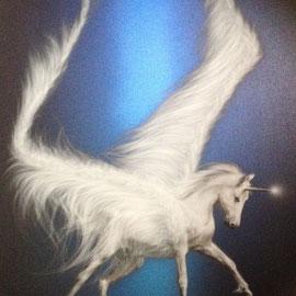 Mit meinem Pegasus in eine hoffnungsvolle Zeit