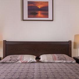 Schlafbett der 2 Bett Studios