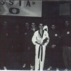 1991 - чемпион России по Тхэквондо