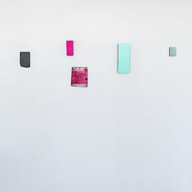 Andreas Keil, Atelieransicht, KunstWerk e.V., Köln