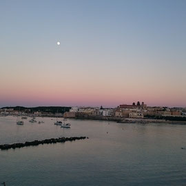 Tramonto ad Otranto