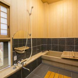 東山古代檜風呂