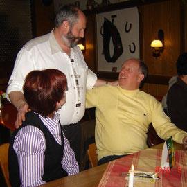 Jakob Kloos mit Gästen