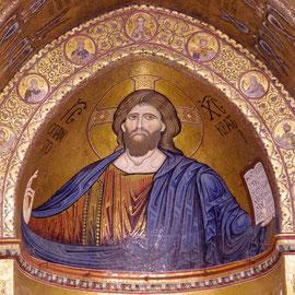 Le Christ de Monréale