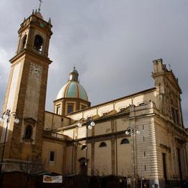 Duomo Normanno dedicato a San Giuliano