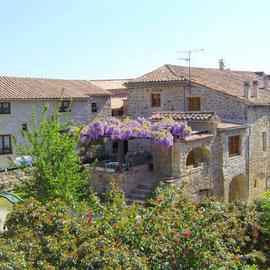 """Maison d'hôtes """"Les Figuiers"""" aux Vans, Ardèche sud"""