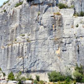 Canoë sur le Chassezac en sud Ardèche