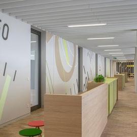 Büroetage 2. OG