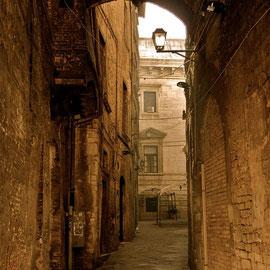 Perugia: Gasse