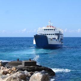 "Kreta: Die ""Samaria in Chora Sfakion"