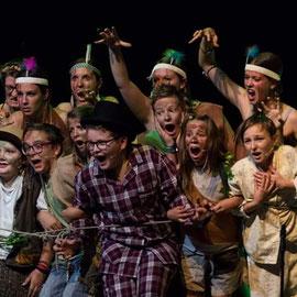 "Musical ""Peter Pan"" - Südtirol 2019"