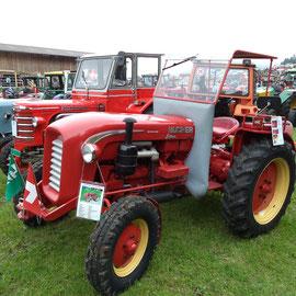 Bucher D4000 eine tolle Maschine