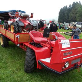BUCHER TR2600 schön restauriert