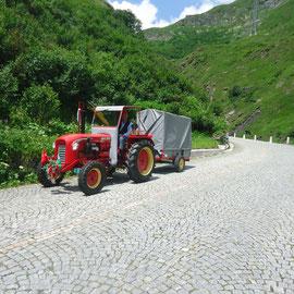 Gotthard Südseite