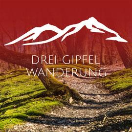 DREI GIPFEL WANDERUNG - mit der Bergschule Osnabrück