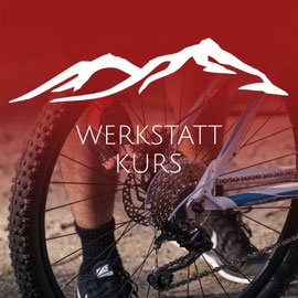 MTB WERKSTATT KURS - mit der Bergschule Osnabrück
