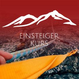EINSTEIGER KLETTERKURS - mit der Bergschule Osnabrück