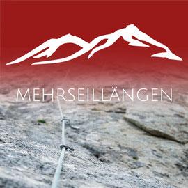 MEHRSEILLÄNGEN - Sicher draussen Klettern mit der Bergschule Osnabrück