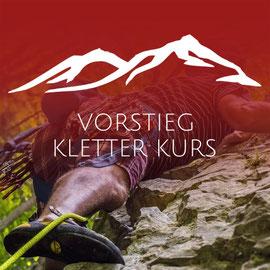 VORSTIEG KLETTERKURS - Sicher draussen Klettern mit der Bergschule Osnabrück