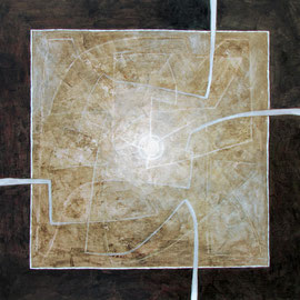 acrylique - 80 x 80