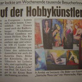 12.09.2010 Arnfels Hobbykünstlermarkt