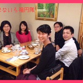 梅ちゃんの エンディングノートセミナーを 東京の女子大生が卒論の取材にきてくれました
