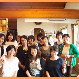 マネーバランスの女王 谷崎さん来札♡ こむぎさんにて初セミナー開催