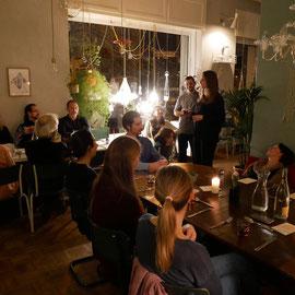 Schlafdinner Acocoon Sleep Project feat. Timo Finkl Kulinarium