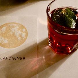 Schlafdinner Acocoon Sleep Project feat. Timo Finkl Kulinarium Aperitif