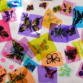 うつくしい蝶々