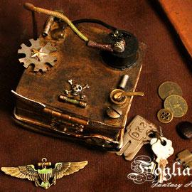 Steampunk Captain Box