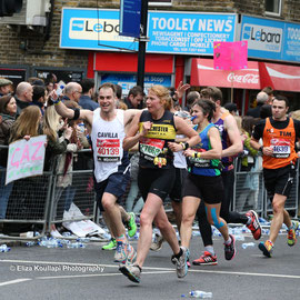London Marathon, May 2015