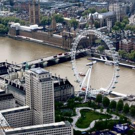 London Eye, May 2015