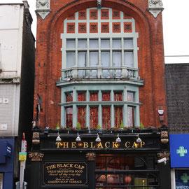 The Black Cap, a historic gay pub in Camden Town shut doors earlier this week. April 2015