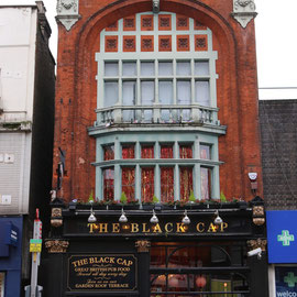 The Black Cap, a historic gay pub in Camden Town shut doors earlier this week. April 2015