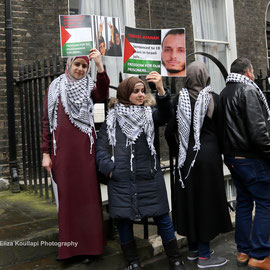 Out on the road for Palestine. 16/4/16