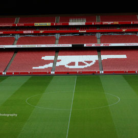 Emirates Stadium, May 2015