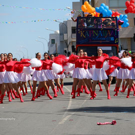 Carnival Parade 2016, organised by the Municipality of Aglantzia, Cyprus. 6/3/16