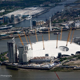 The O2 Arena, May 2015