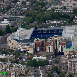 Stamford Bridge Stadium, May 2015