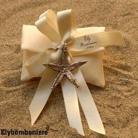 Sacchetto con stella marina